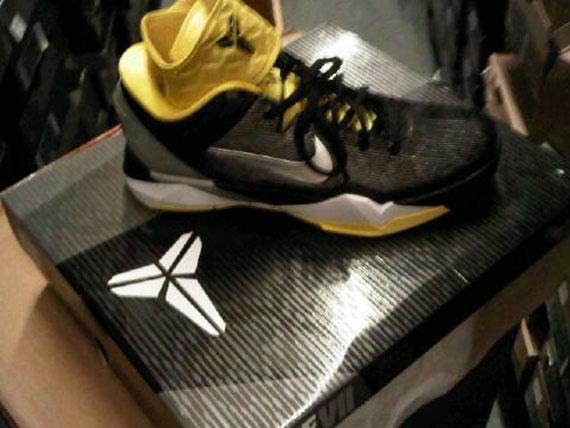 60%OFF Nike Zoom Kobe VII Supreme Packaging