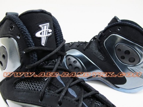 wholesale dealer 138f9 ad6ff Nike Zoom Rookie LWP  Blackout  - New Images - SneakerNews.com