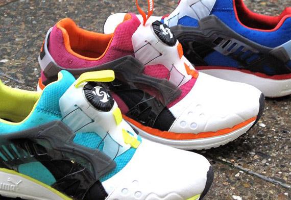 7d9a7f33ee60 Puma Disc Blaze LTWT - Spring 2012 - SneakerNews.com