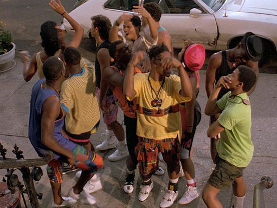 Spike Lee Do The Right Thing Shoes Disclaimer
