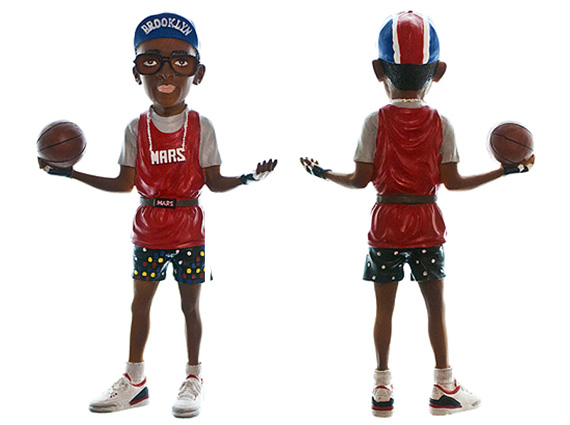 reputable site 08718 1c646 Spike Lee  Mars Blackmon  Toy By Uncle York