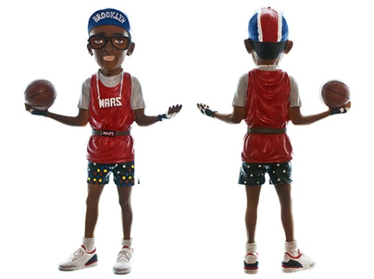 Spike Lee 'Mars Blackmon' Toy By Uncle York