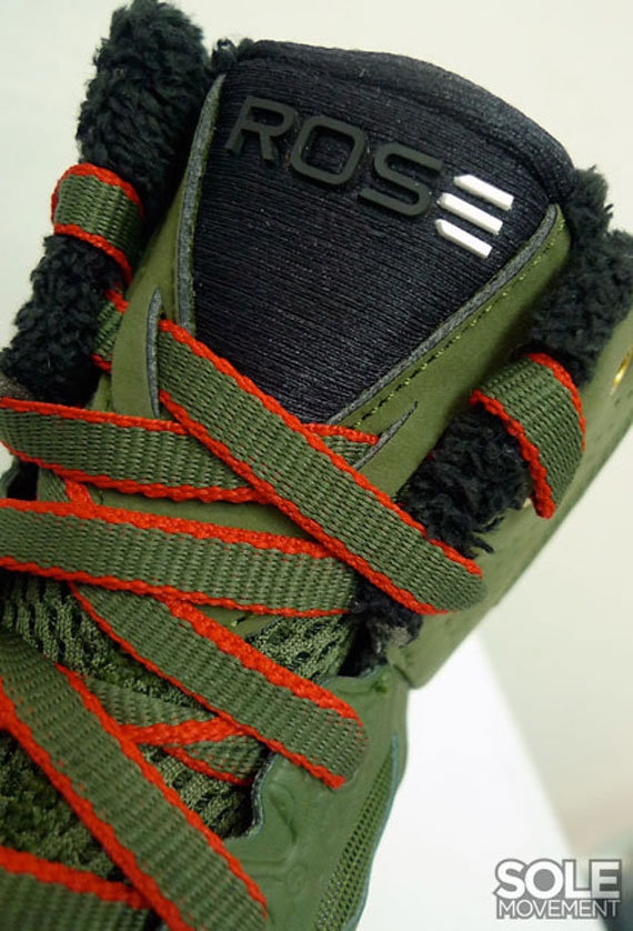 adb4140c2bca adidas adiZero Rose 2.5 Lei Feng - New Images - SneakerNews.