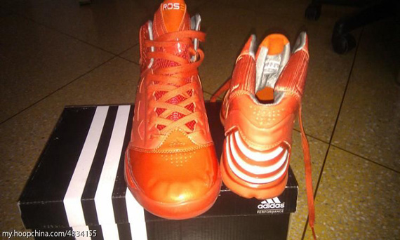 adidas adizero rose dominate