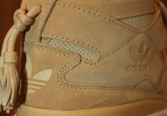 adidas Originals Forum Mid – Wheat Tassels