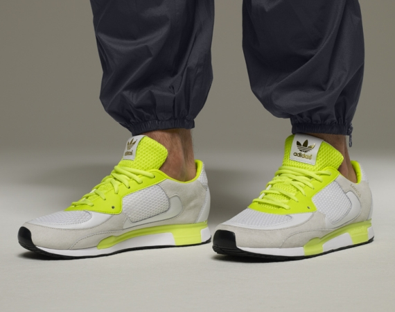 buy online 11d00 42ee2 David Beckham x adidas Originals – SpringSummer 2012 Footwea