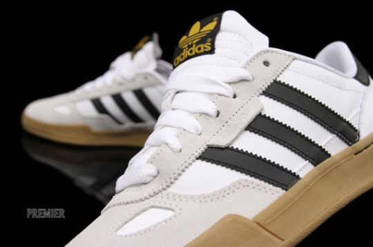 adidas Skateboarding Ciero – White – Black – Gum