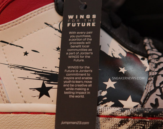 Air Jordan 1 Dave White Releasing on Nikestore