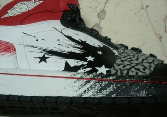 Air Jordan 1 High Dave White – New Images