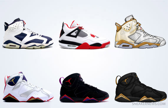 2011 Was An Outstanding Year For Air Jordan Retros