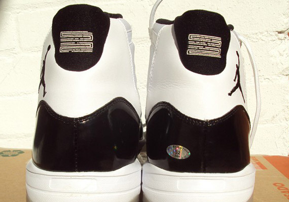 Real Concord 11s: Air Jordan XI 'Concord' Cleat