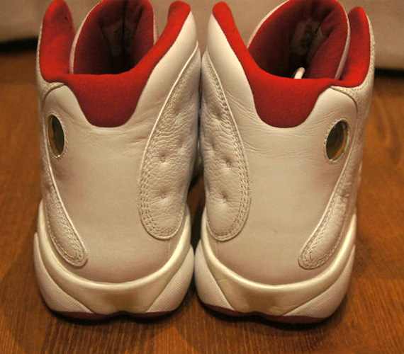 Air Jordan XIII - Eddie Jones Miami Heat Home PE - SneakerNews.com 20df62a09