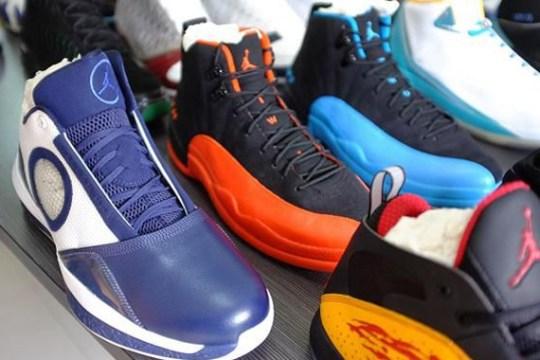 Collections: Nike + Air Jordan PE's