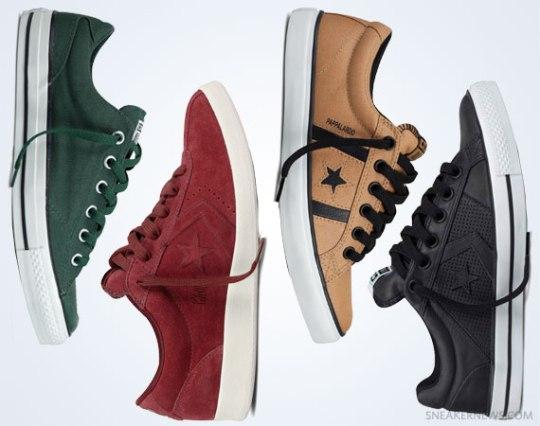 Converse Skateboarding Spring 2012 Footwear Collection