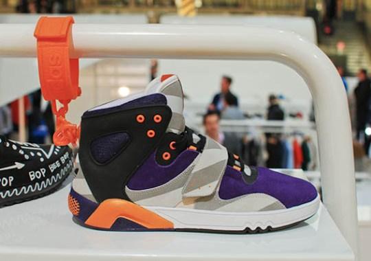 Jeremy Scott x adidas Originals Roundhouse Mid 'Handcuff'