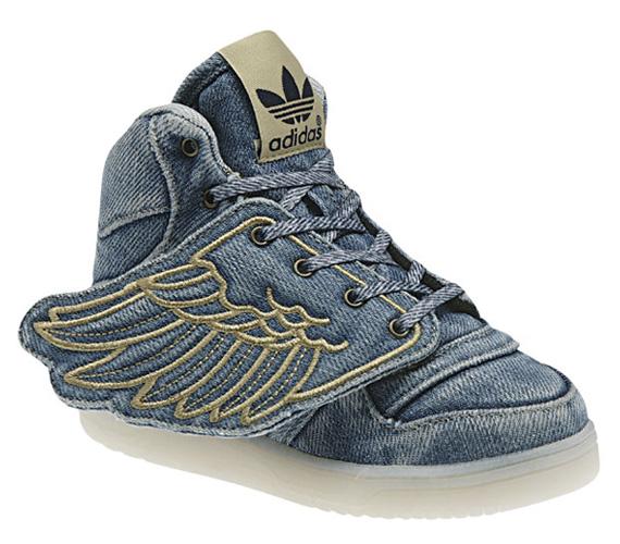 3b070f66ff603 Jeremy Scott x adidas Originals Spring 2012 Kids Collection ...
