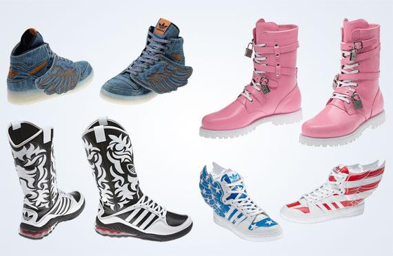 Jeremy Scott x adidas Originals