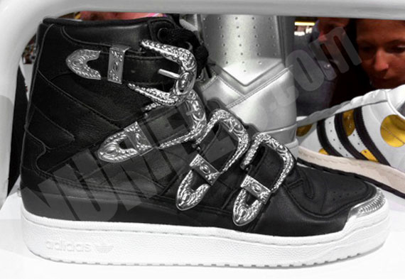 cfce2acf1158 Jeremy Scott x adidas Originals JS Forum Hi - SneakerNews.com