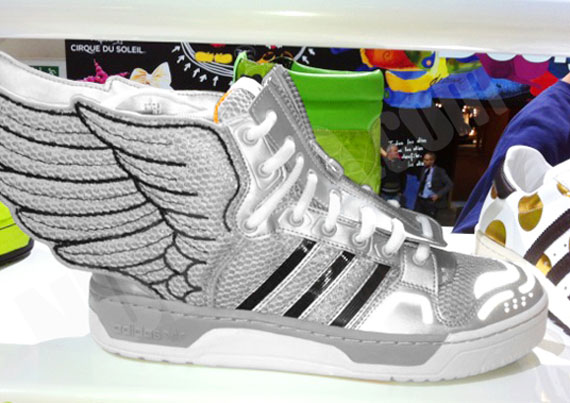 4e6aa16f12f6 Jeremy Scott x adidas Originals JS Wings 2.0 - Metallic Silver ...