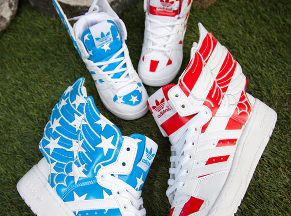 adidas jeremy scott american flag wings 2.0