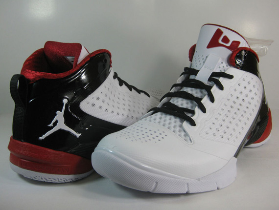 more photos e447f a6606 Jordan Fly Wade 2 White Varsity Red Black Release Reminder best