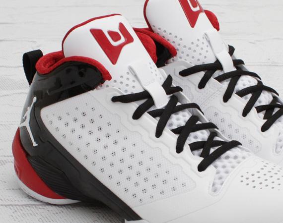best service 5cc96 006f1 Jordan Fly Wade 2 - White - Varsity Red - Black   Release Date -  SneakerNews.com