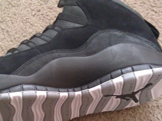 Air Jordan X Retro  Stealth  - New Photos - SneakerNews.com 46178d78dce0