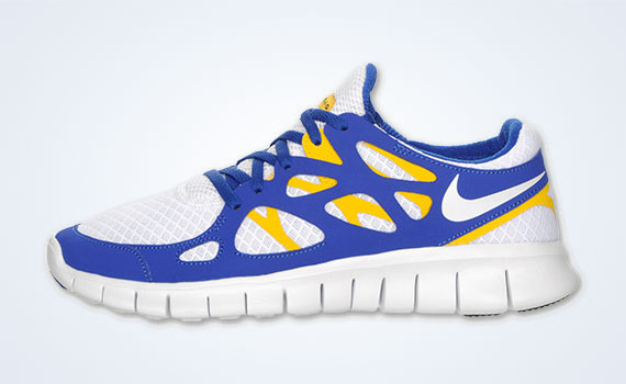 5a0619708b90 LIVESTRONG x Nike Free Run+ 2 LAF - SneakerNews.com