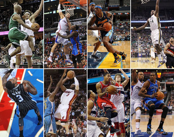 NBA Feet: Around The League – 1/30 – 1/31