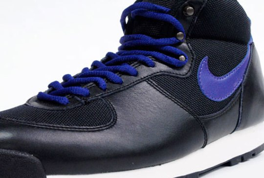 Nike Air Approach Mid – Black – Purple