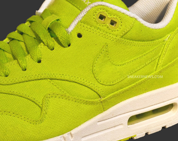 Nike Air Max 1 Cyber White | April 2012