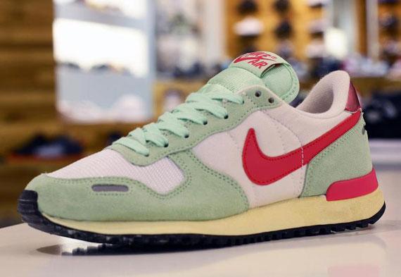 52aca785957 Nike Air Vortex VNTG - Fresh Mint - Voltage Cherry - SneakerNews.com
