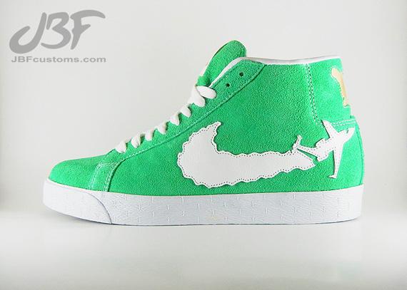 Jbf Personnalisée Nike Vie Jet Blazer