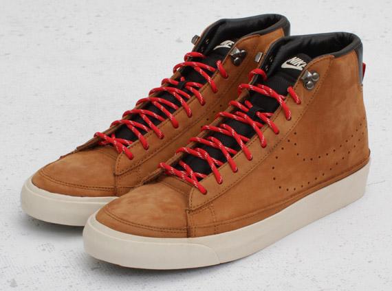 Nike Blazer Mid Premium Acg Hasselnøtt Cookies 1SJNBWjjME
