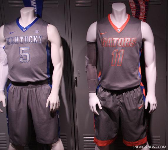 Nike Hyper Elite Platinum Basketball Uniforms - SneakerNews.com 0925b4a07