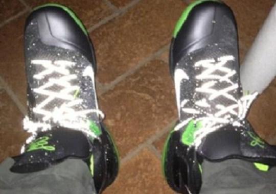 Nike LeBron 9 'Dunkman' – On-Feet Images