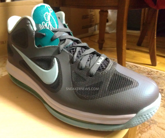 14a9499d327 ... Nike LeBron 9 Low Easter - Detailed Look - SneakerNews.com ...