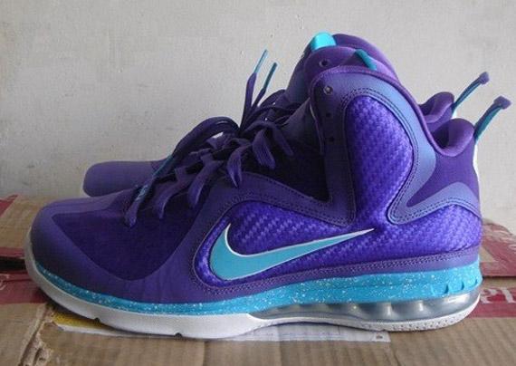 Lebron 9 Hornets Socks Nike LeBron 9 'Summit ...