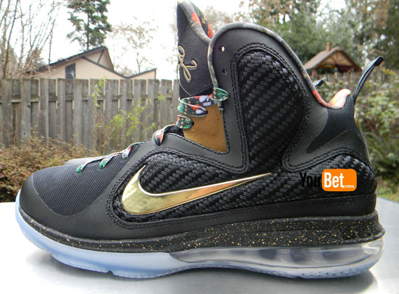 Nike LeBron 9 'Watch The Throne' - Available on eBay ...