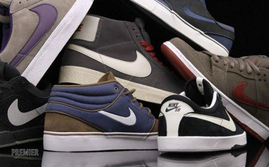 Nike SB February 2012 Footwear