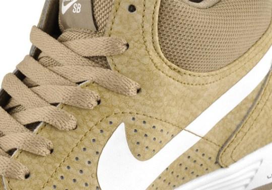 Nike SB P-Rod V Mid 'Hay'