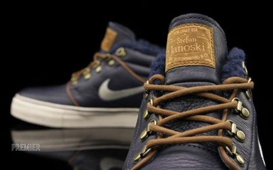 Nike SB Zoom Stefan Janoski Mid Premium QS 'Inuit' | Available
