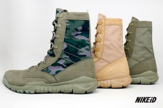 845097f49e5 Nike Special Field Boot iD Samples - SneakerNews.com