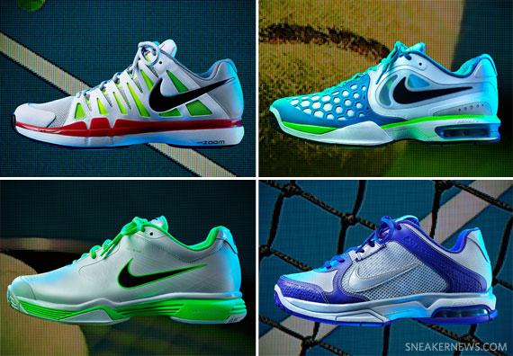 Nike Tennis 2012 Australian Open Lookbook
