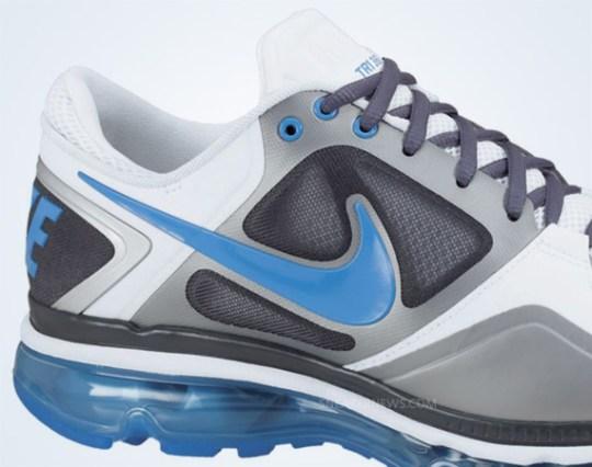 Nike Trainer 1.3 Max – Dark Grey – Photo Blue – Matte Silver – White
