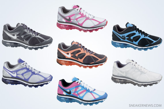 Nike WMNS Air Max 2012 - February 2012 Releases - SneakerNews.com a3dee60afc