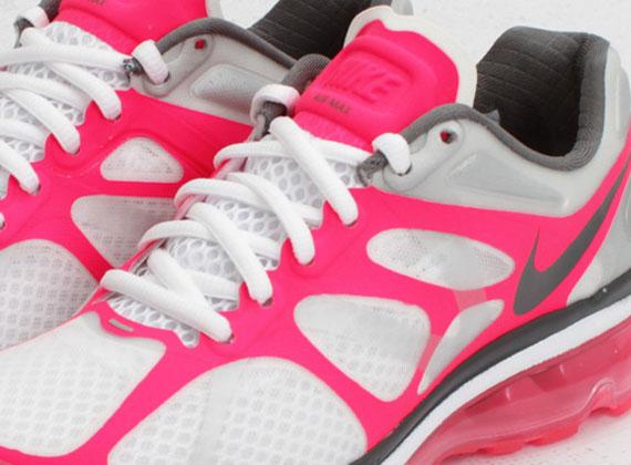 6158073bec97 Nike WMNS Air Max+ 2012  Pink Flash  - SneakerNews.com