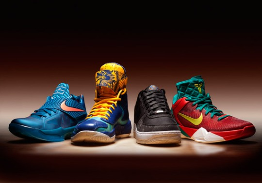 Nike Introduces 'Year of the Dragon' Collection