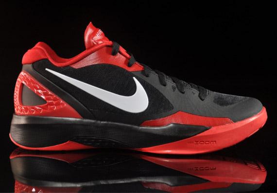 Nike Zoom Hyperdunk 2011 Low - Black