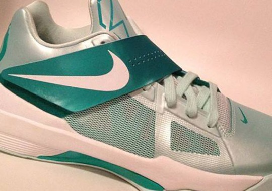 Nike Zoom KD IV 'Easter' – New Images